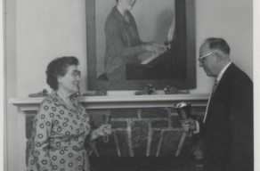 Alinda Burnham Couper and Walter James Couper